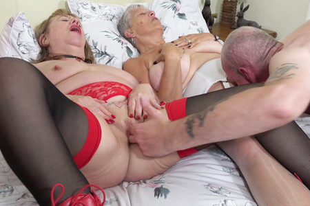 AuntieTrisha - Auntie Trishas new neighbour part 4 HD Video