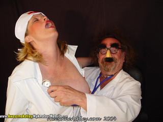 AwesomeAshley - Dr. Fuckingstine Pt 1 Video