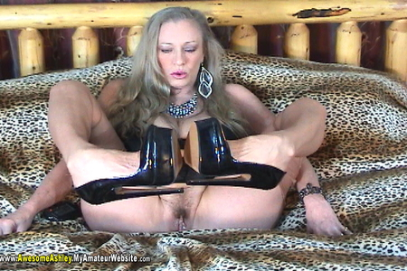 AwesomeAshley - Aunties Hot Sex Pt 2 Video
