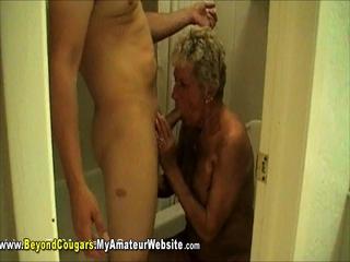 BeyondCougars - Granny Shirley Cant Pee