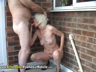 BritsLadies - Paying The Builder HD Video