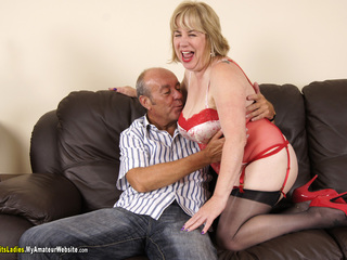 BritsLadies - Trisha & Rob Having Fun Gallery