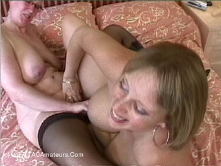 CurvyClaire - Lesbo Action Movie Pt2 HD Video