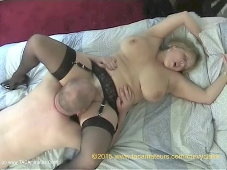 CurvyClaire - Army Man Pt3 HD Video