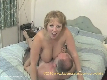 CurvyClaire - Thigh Boot Humping Pt3 HD Video