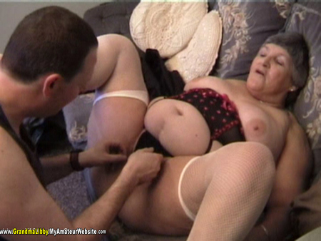 GrandmaLibby - Libbys Admirer Greg Pt 3 Video