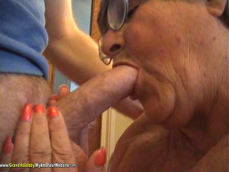 GrandmaLibby - Grandmas Young Fuck Buddy Pt1 Video