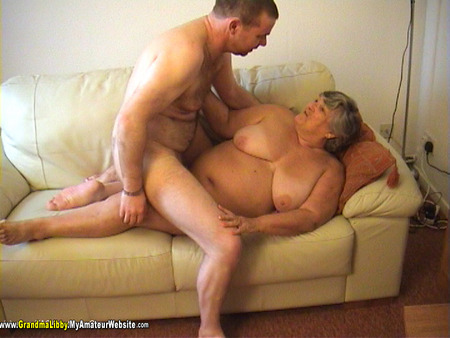 GrandmaLibby - Grandmas Young Fuck Buddy Pt3 Video