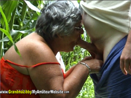GrandmaLibby - Cornfield Capers Pt2 Video