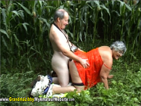 GrandmaLibby - Cornfield Capers Pt3 Video