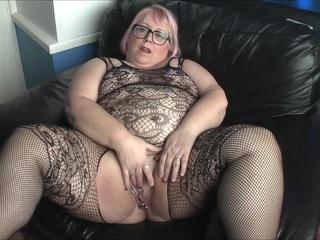LexieCummings - black body stocking