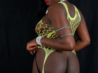 LusciousModels - Diana Cher, ebony beauty (1-3