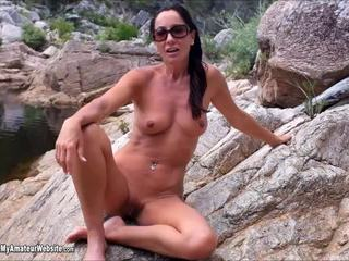 Roxeanne - Playing in Boonoo National Park HD Video
