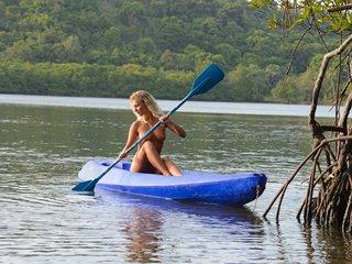 Terry - Thailand - Kayak
