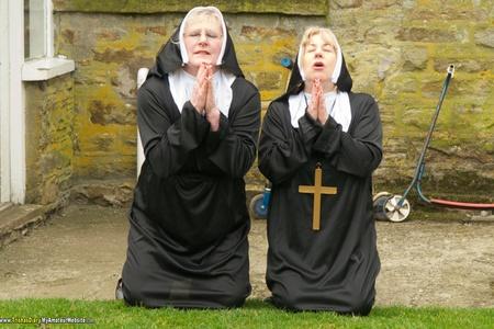TrishasDiary Nuns On The Run