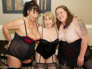 TrishasDiary - Three Naughty Girls
