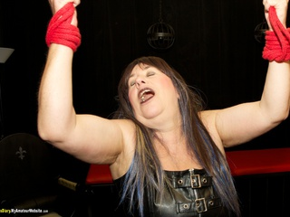 TrishasDiary - Flogged in the Dungeon Gallery