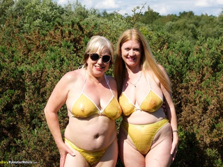 TrishasDiary - PVC Bikini's