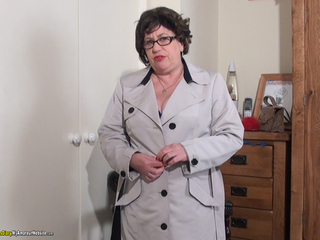 TrishasDiary - Home From Work Pt 1 HD Video