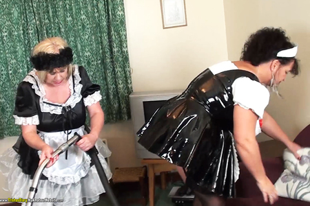 Two Naughty Maids Pt 1