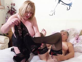 TrishasDiary - Lesbian Playtime Pt 2