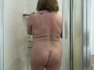 TrishasDiary - Shower Time (Spy Cam) HD Video
