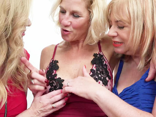 TrishasDiary - Three Girls on the Table Pt 1 HD Video