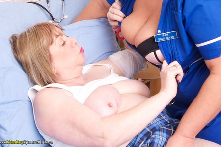 TrishasDiary - School Girl Speedys Hospital Visit Gallery