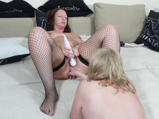 TrishasDiary - Vibrator Playtime Pt 2 HD Video