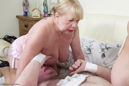 TrishasDiary - Lady Savana The Butler & The Maid Pt 4 HD Video