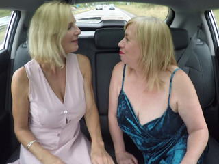 TrishasDiary - Back of the Taxi Pt 1 HD Video