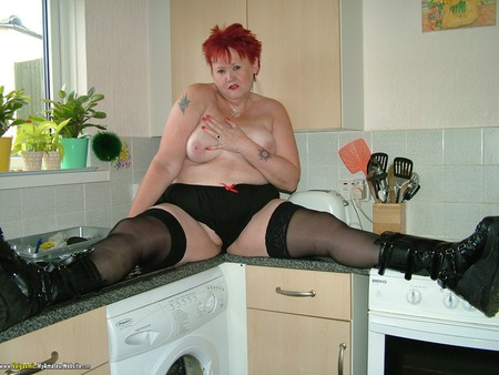 Valgasmic - Naughty in the Kitchen Gallery